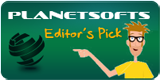SearchGT : Editor's Pick award on Planetsofts